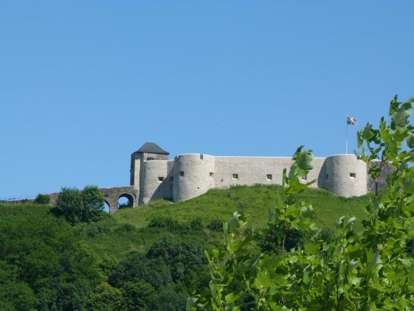 Architecture Pays Basque château fort Mauléon_Soule