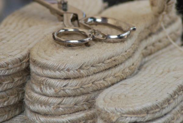 Artisanat Pays Basque corde espadrille_Soule